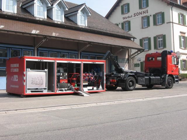 Stromausfall Ettlingen